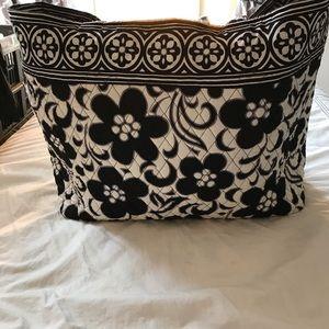 Extra large Vera Bradley overnight bag